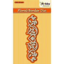 Joy!Crafts / Jeanine´s Art, Hobby Solutions Dies /  plantilla de perforación: Frontera