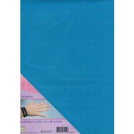 Karten und Scrapbooking Papier, Papier blöcke Pelle artificiale per la punzonatura