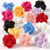 Embellishments: 8x  3D Rosen