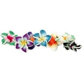 Embellishments / Verzierungen Embellishments: 8 flotte 3D-blomster