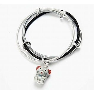 Embellishments / Verzierungen 10 motif pearls, animals