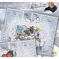 BASTELSETS / CRAFT KITS Complete set of cards: beautiful butterfly cards