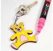 Objekten zum Dekorieren / objects for decorating Craft Kit: 10 Key or Cell Phone Charms - LAST STOCK!