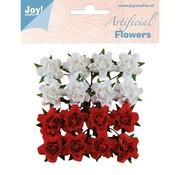Joy!Crafts / Jeanine´s Art, Hobby Solutions Dies /  16 plast blomster