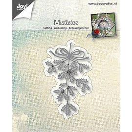 Joy!Crafts / Jeanine´s Art, Hobby Solutions Dies /  Ponsen sjabloon: Holly