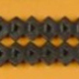 Nellie Snellen La perforación de la plantilla: Frontera para el diseño de diversas pulseras