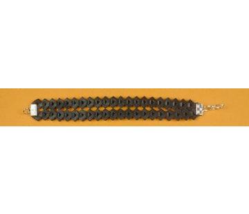 Nellie Snellen modèle POINTAGE: Border pour la conception de différents bracelets
