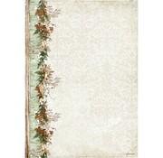 Karten und Scrapbooking Papier, Papier blöcke A4 sheet, Woodland