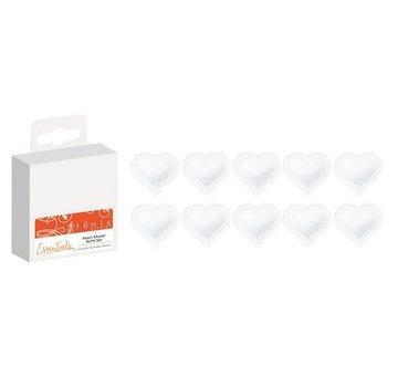 Tonic Studio´s Nyt! SET: Blister shaker, hjerte