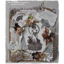 Marianne Design NEU! Transparent Stempel, Victorian Ladies, zurück vorrätig!