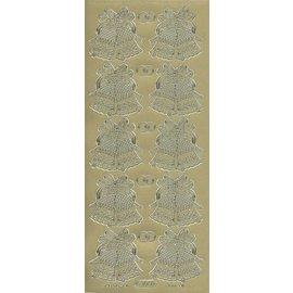 Sticker Ziersticker, cloches et anneaux