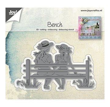 Joy!Crafts / Jeanine´s Art, Hobby Solutions Dies /  Stamping stencils: friendship