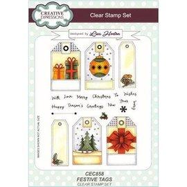 Stempel / Stamp: Transparent Chiaro, timbro trasparente