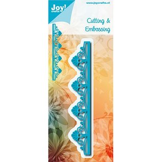 Joy!Crafts / Jeanine´s Art, Hobby Solutions Dies /  Cutting & Embossing: Rand volant