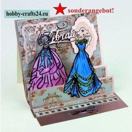 Tonic Rubber Stamp: Bal des Débutantes - OFFRE SPÉCIALE!