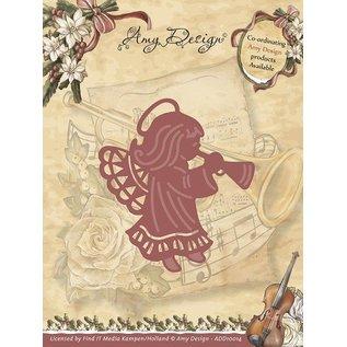 AMY DESIGN AMY DESIGN, Ponsen sjabloon: Angel