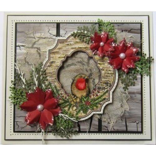 motifs Timbre de Noël / Hiver