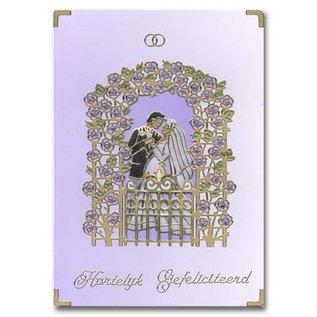 STICKER / AUTOCOLLANT Sticker: Bryllup