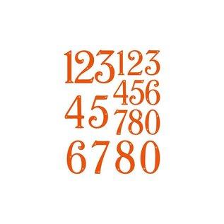Tonic Studio´s Stansmessen: Cijfers Windsor Type