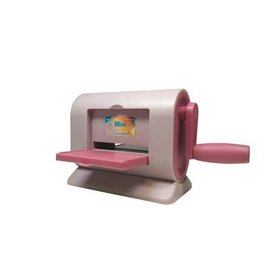 MASCHINE und ZUBEHÖR Trouvaille Mini ponsen en embossing machine, waaronder matten 4