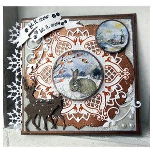 Marianne Design Fustelle: Circle di Anja