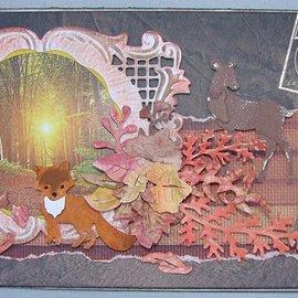 Joy!Crafts / Jeanine´s Art, Hobby Solutions Dies /  Punzonatura modello: Leaves