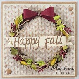 Marianne Design Stansemale: Wreath
