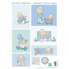 BILDER / PICTURES: Studio Light, Staf Wesenbeek, Willem Haenraets Bilderbogen A4, baby boy