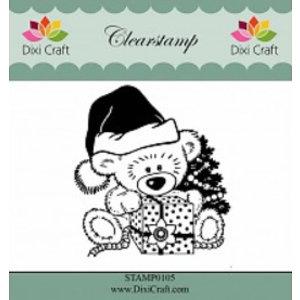 Stempel / Stamp: Transparent Klar, Transparent Stempel: Christmas Bamse
