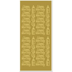 Sticker Autocollants Hourra un bébé + motifs bébé