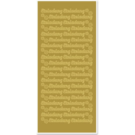 """STICKER / AUTOCOLLANT Sticker, deutsche Text, """"Einladung"""""""