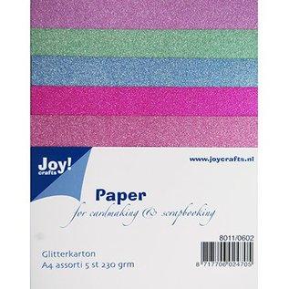 Karten und Scrapbooking Papier, Papier blöcke scintillio cartone