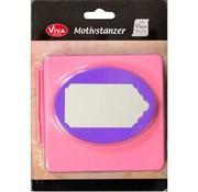 Locher / Stanzer Motivstanzer, Etikette