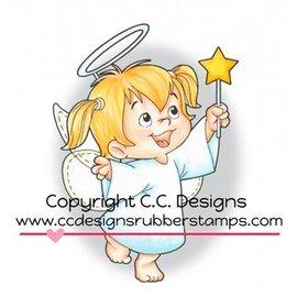 C.C.Designs Gomma (Rubber) Timbro: Angelo Twila