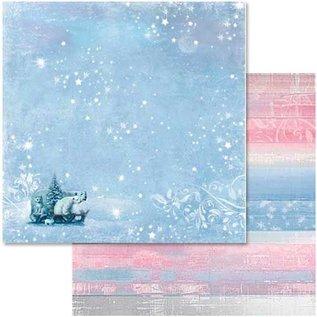 Karten und Scrapbooking Papier, Papier blöcke Cards and scrapbook paper, designer block, winter wonderland