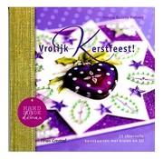 Bücher, Zeitschriften und CD / Magazines Bog med 25 julekort med perler i 3D