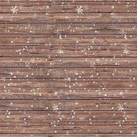 Karten und Scrapbooking Papier, Papier blöcke 1 hoja de cartón, diseño de madera y en el lado trasero de la música