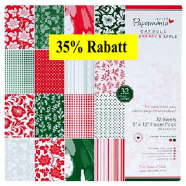 Karten und Scrapbooking Papier, Papier blöcke Bloc Designer, 30,5 x 30,5 cm