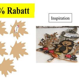 Holz, MDF, Pappe, Objekten zum Dekorieren hojas decorativas de MDF