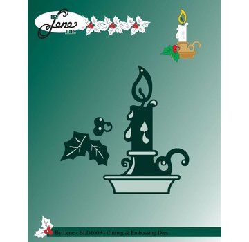 Sizzix Cutting and Embossing die: Candle