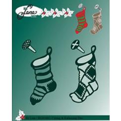 Stanzschablonen: Sokke