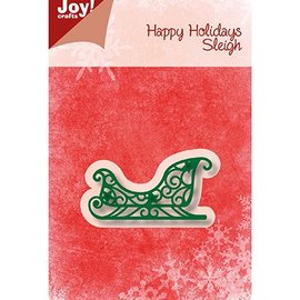 Joy!Crafts / Jeanine´s Art, Hobby Solutions Dies /  Cutting & Embossing: Sleigh