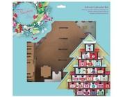 Tekst, tal, Julekalender og andre dekorationer