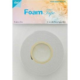 BASTELZUBEHÖR, WERKZEUG UND AUFBEWAHRUNG Foam tape, 1 mm thick