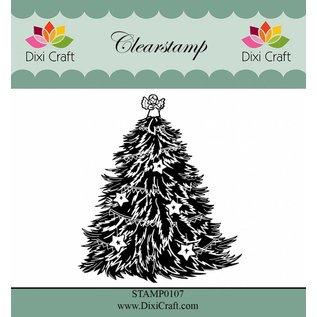 Stempel / Stamp: Transparent Transparante stempels: Kerstboom