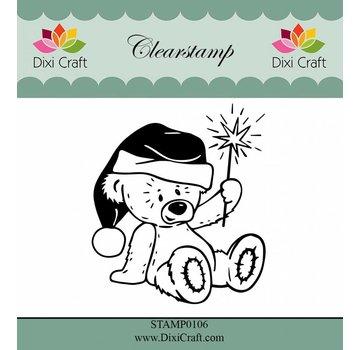 Stempel / Stamp: Transparent francobolli trasparenti: Natale con la stella