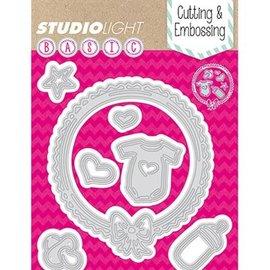 Studio Light taglio e stampo di stampo: bambino