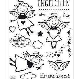 Stempel / Stamp: Transparent Transparent Stempel: Engelchen