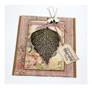 Joy!Crafts / Jeanine´s Art, Hobby Solutions Dies /  Skæring og Embossing dø: Birch leaf