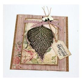 Joy!Crafts / Jeanine´s Art, Hobby Solutions Dies /  Découpage et Gaufrage meurent: Feuille de bouleau